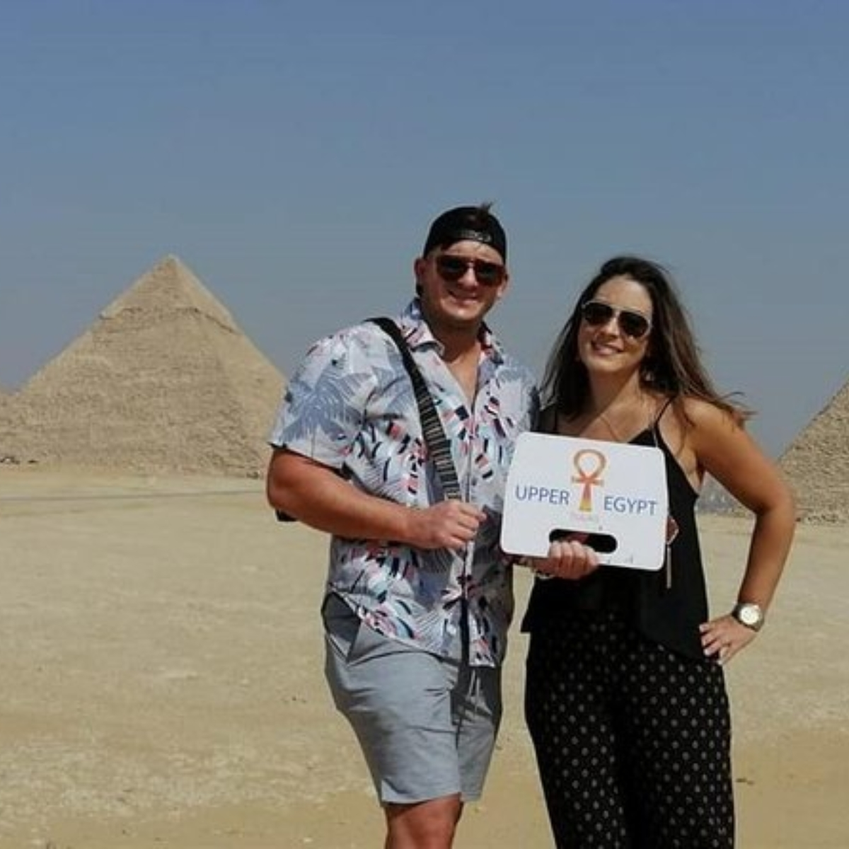 Full-day tour Giza pyramids and Egyptian Museum and bazaar Include camel ride, Lunch Images