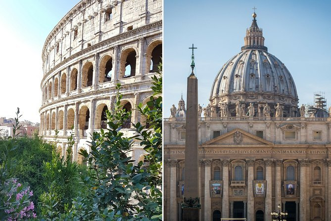 Full-Day Vatican and Colosseum Tour Preview Image