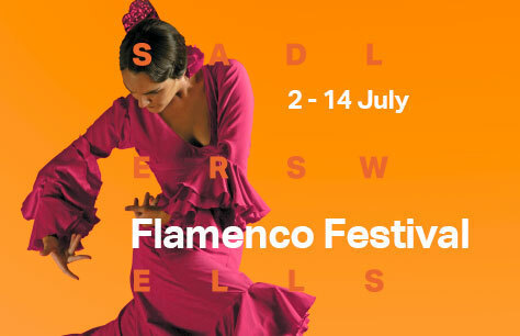 Gala Flamenca: Mercedes Ruiz, Eduardo Guerrero and María Moreno Preview Image