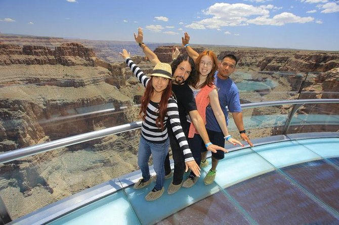 Grand Canyon and Hoover Dam Day Trip from Las Vegas with Optional Skywalk Preview Image