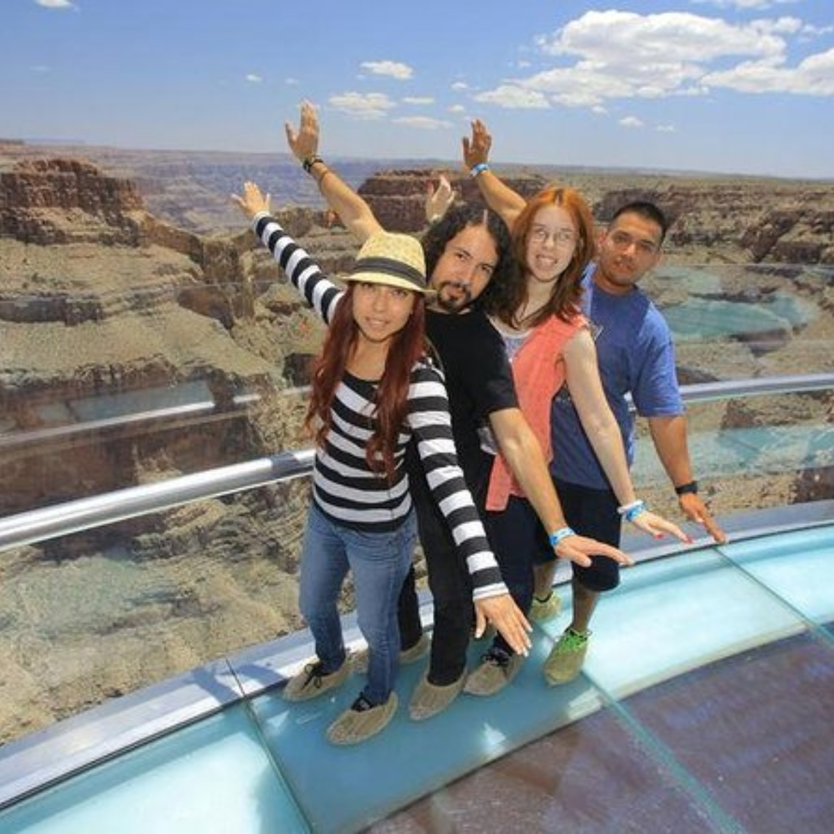 Grand Canyon and Hoover Dam Day Trip from Las Vegas with Optional Skywalk Images