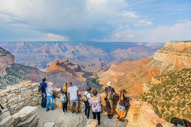 Grand Canyon South Rim Bus Tour with Optional Upgrades Preview Image