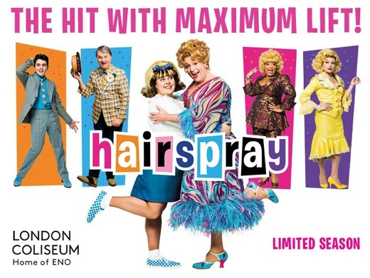 Hairspray: The Musical (From 1st September) Preview Image