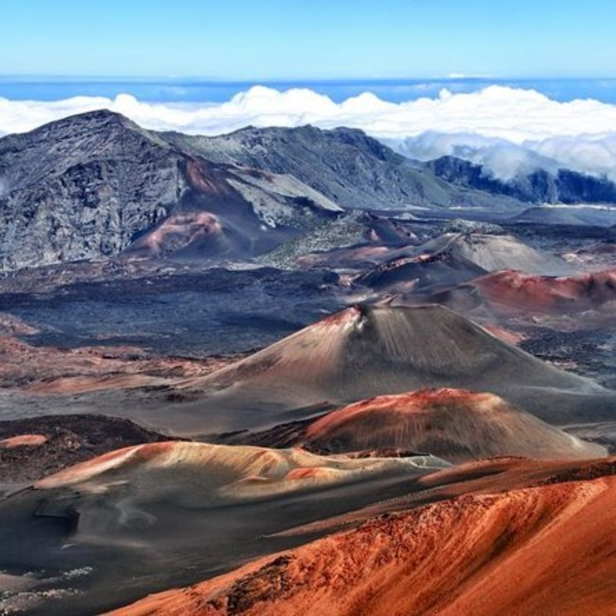 Haleakala, Iao Valley and Central Maui Day Tour Images