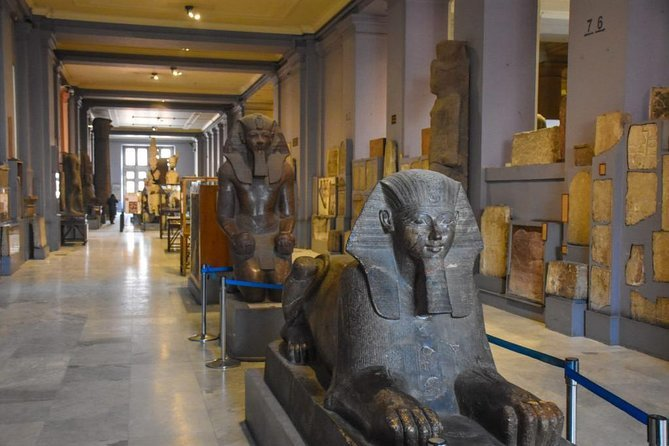 Half-Day Private Tour to The Egyptian Museum Preview Image