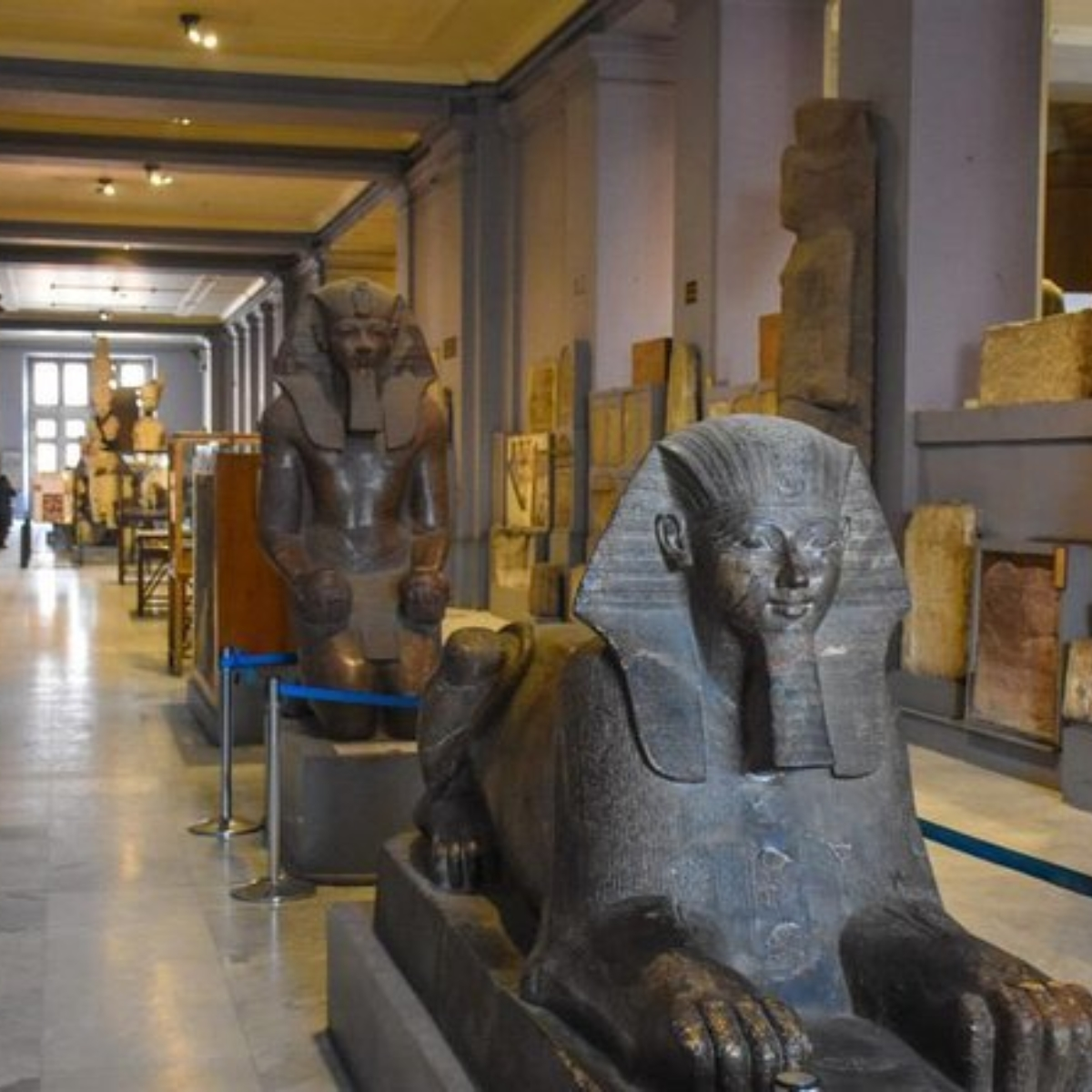 Half-Day Private Tour to The Egyptian Museum Images
