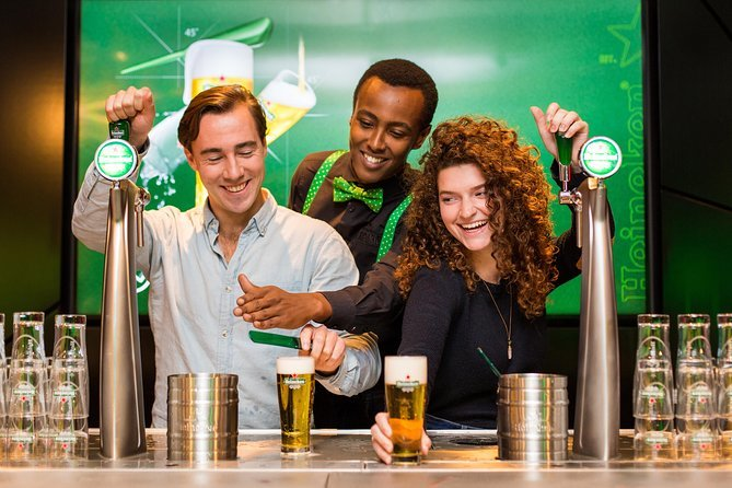 Heineken Experience Amsterdam Entrance Preview Image