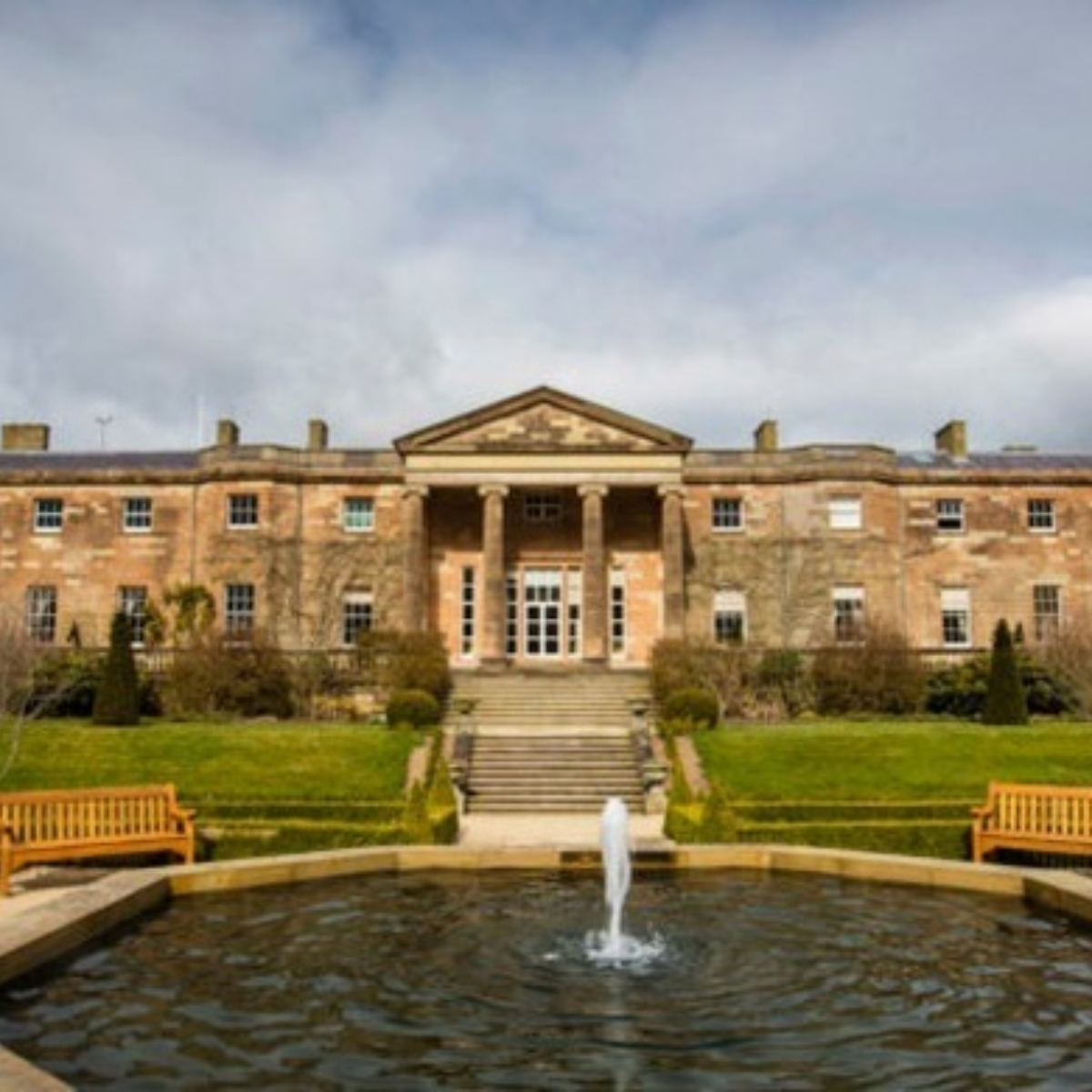 Hillsborough Castle Images