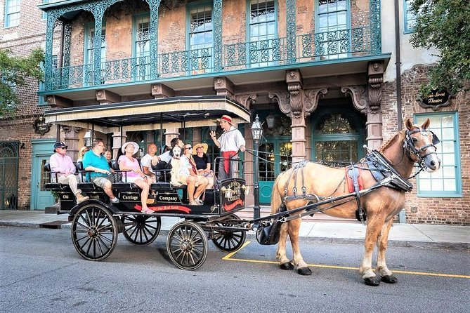 Historic Charleston Carriage Ride Preview Image