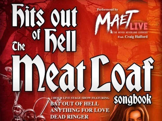 Hits Out Of Hell – The Meat Loaf Songbook Preview Image
