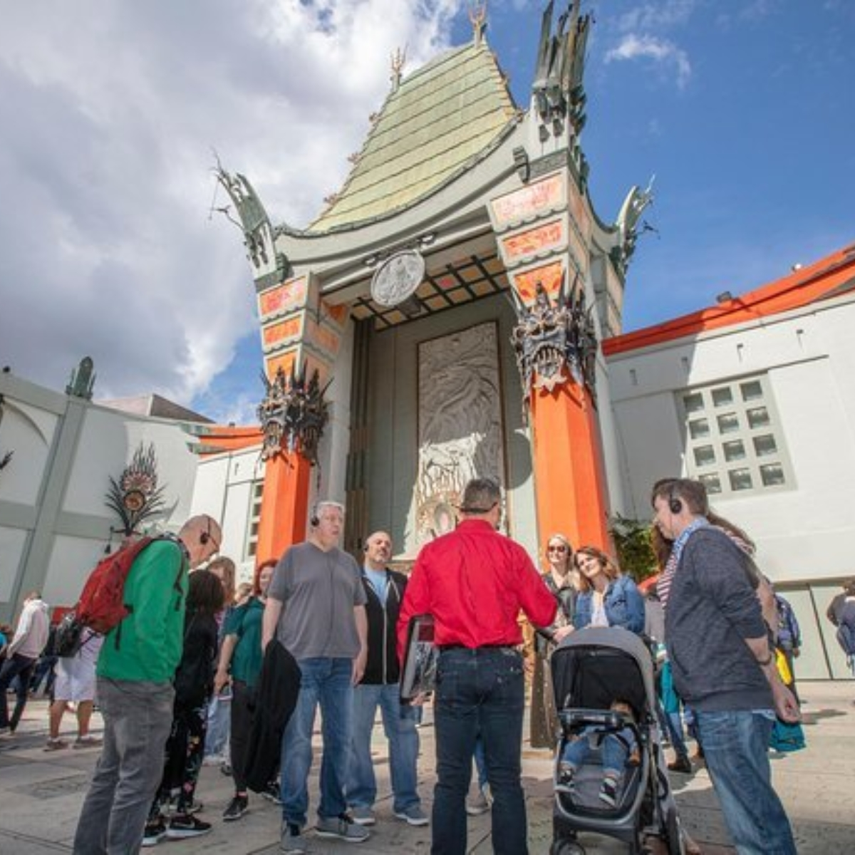 Hollywood - Behind the Scenes Walking Tour Images