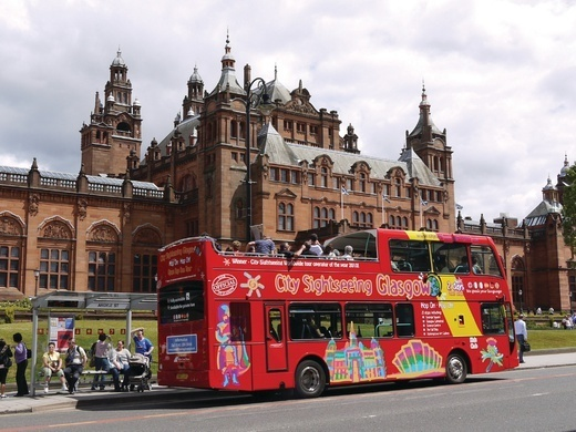 Hop-On Hop-Off Glasgow 1 Day Preview Image