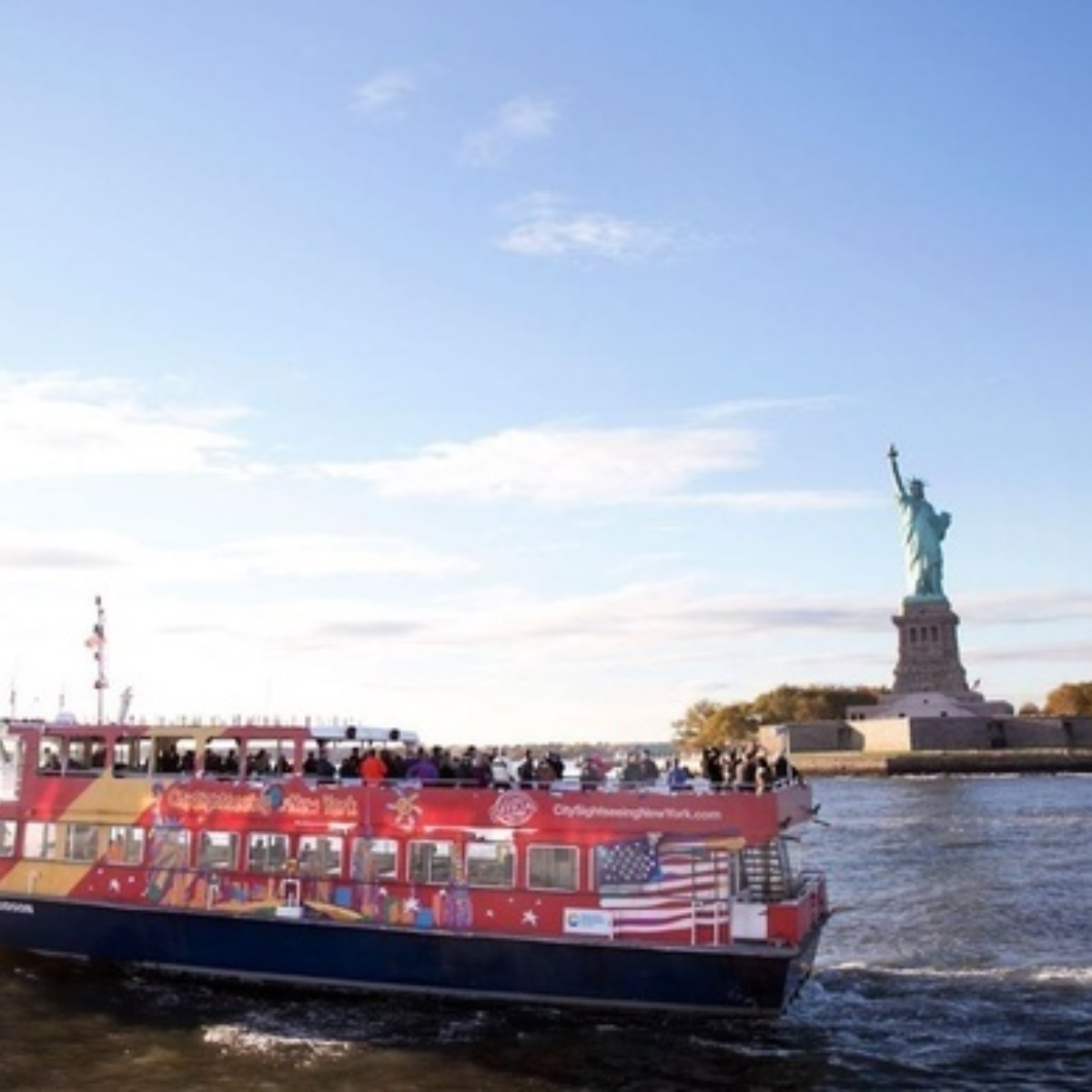Hop-On Hop-Off New York Ferry Cruises 1-day - Ferry Images