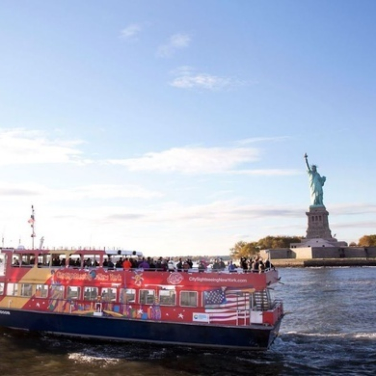 Hop-On Hop-Off New York Ferry Cruises FreeStyle Cruise: 1-day ferry + 3 attractions Images