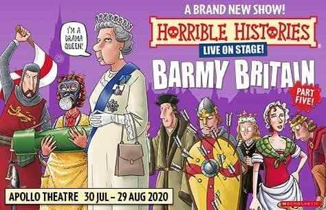 Horrible Histories: Barmy Britain - Part Five! Preview Image