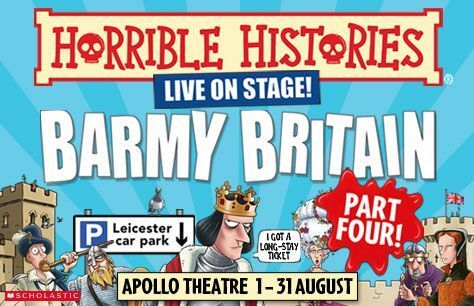 Horrible Histories: Barmy Britain - Part Four! Preview Image