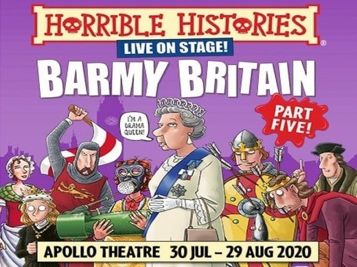Horrible Histories: Barmy Britain Pt 5 Preview Image