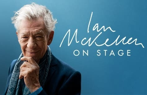 Ian McKellen On Stage Preview Image