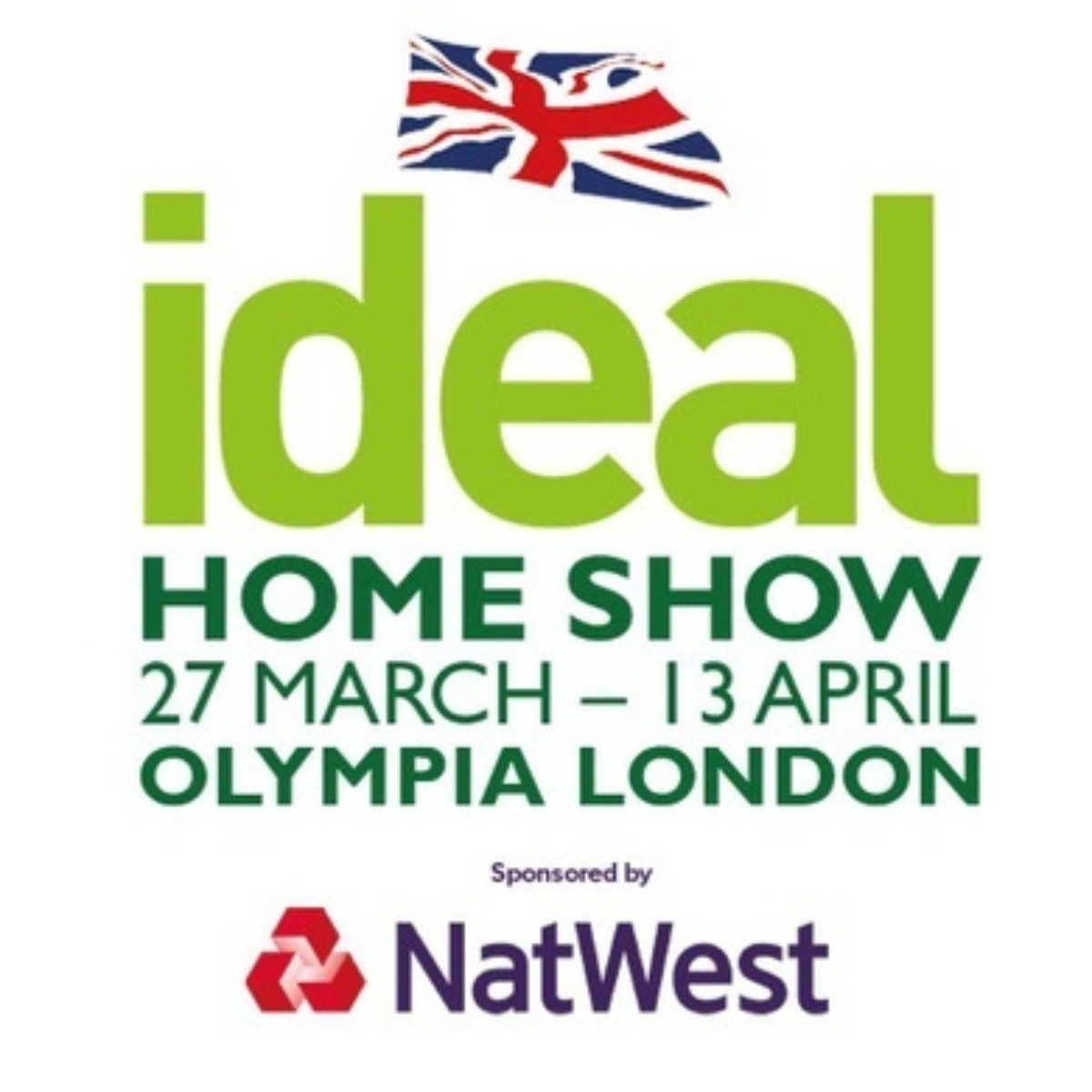 Ideal Home Show sponsored by NatWest Images