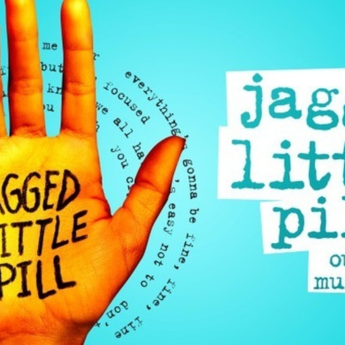Jagged Little Pill Images