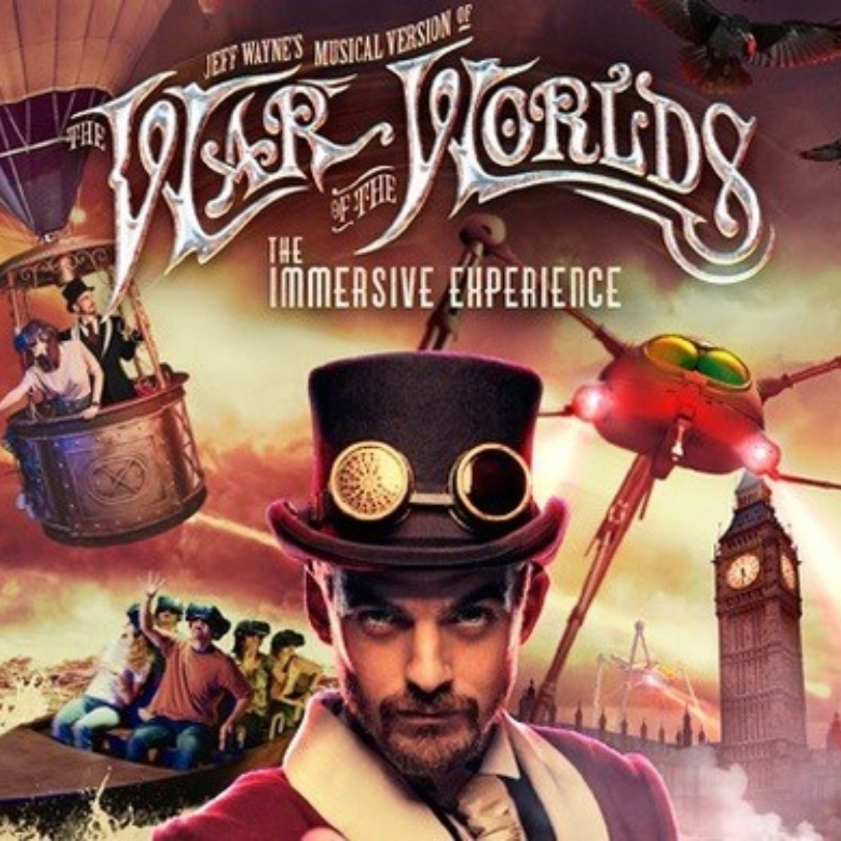 Jeff Wayne's The War of The Worlds: The Immersive Experience Images