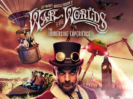 Jeff Wayne's The War of The Worlds: The Immersive Experience Preview Image