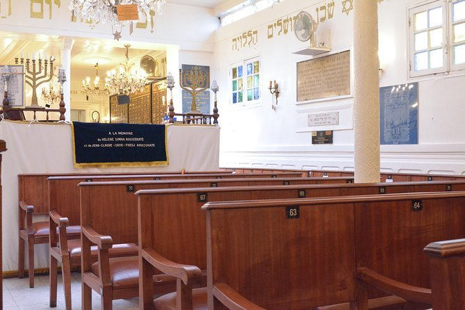 Jewish Marais tour with Synagogue visit & Lunch Preview Image
