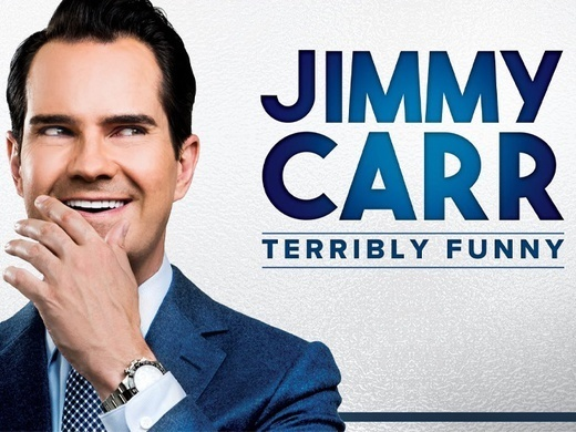 Jimmy Carr - Terribly Funny Preview Image