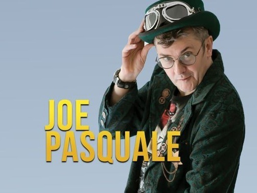 Joe Pasquale: Live Preview Image