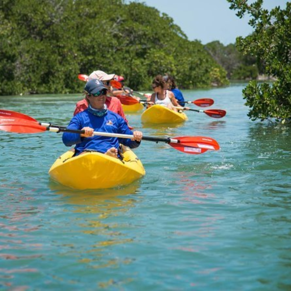 Key West Island T'ing: Sail, Snorkel and Kayak Adventure Images