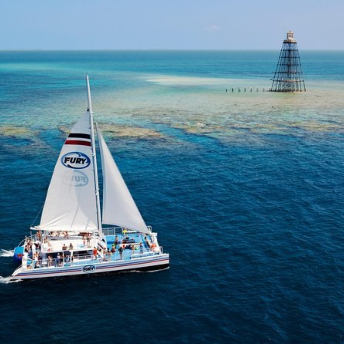 Key West Sail and Snorkel Trip from Miami Images