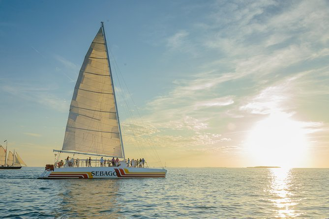 Key West Sunset Champagne and Appetizers Cruise Preview Image