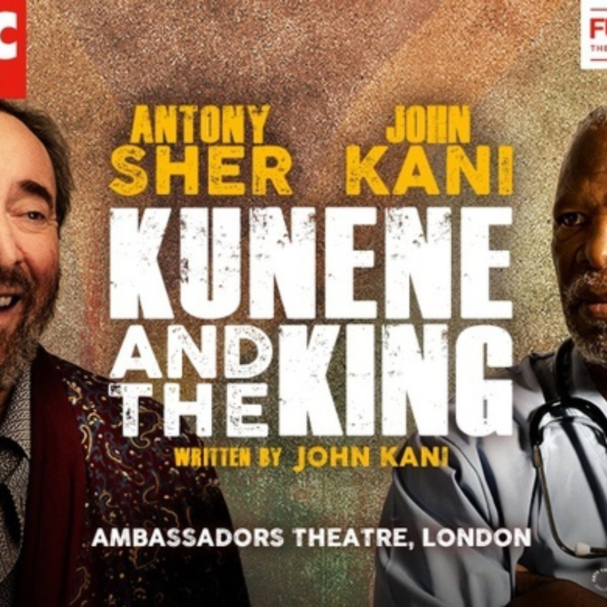 Kunene and the King Images