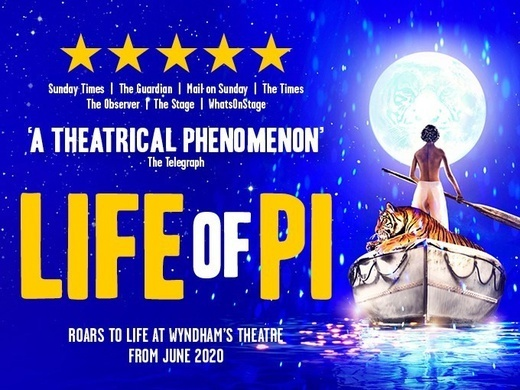 Life of Pi Preview Image
