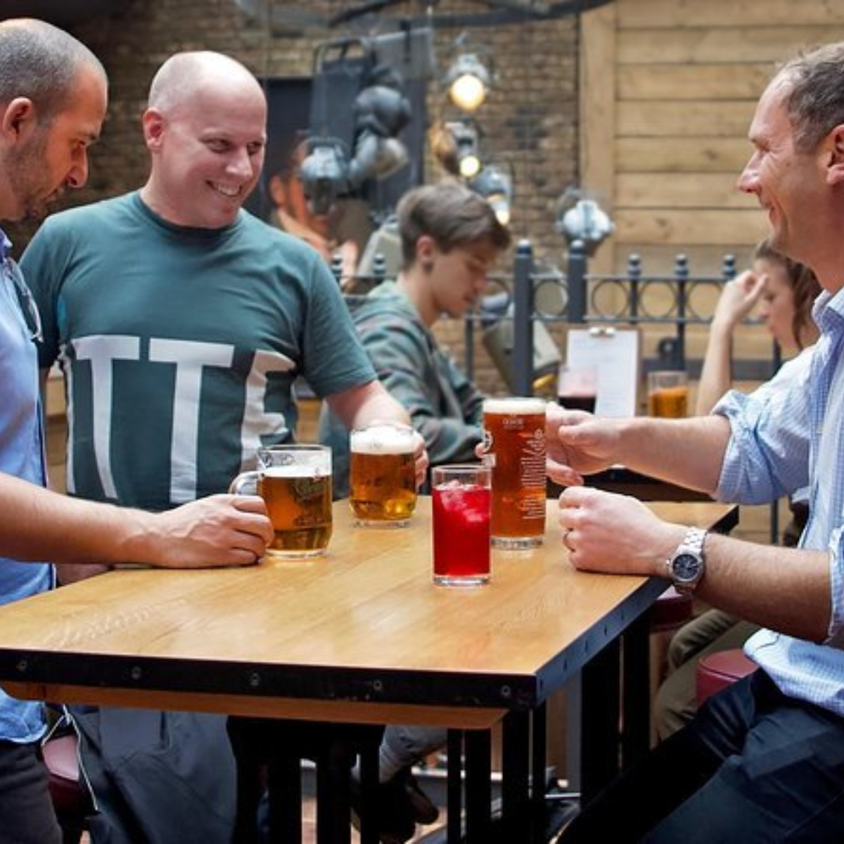 London Beer Experience Images