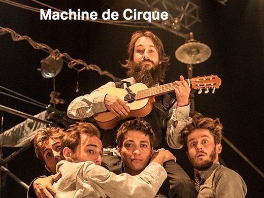 Machine de Cirque Preview Image