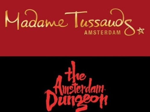 Madame Tussauds + Amsterdam Dungeon - Combi Ticket Preview Image
