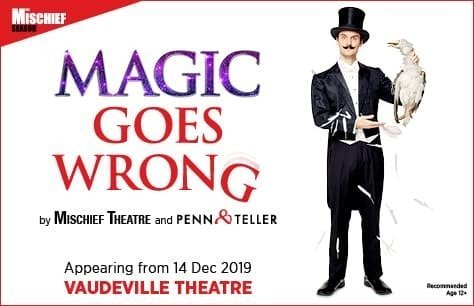 Magic Goes Wrong Preview Image