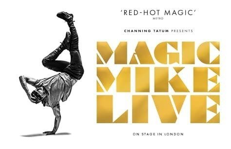 Magic Mike Live Preview Image