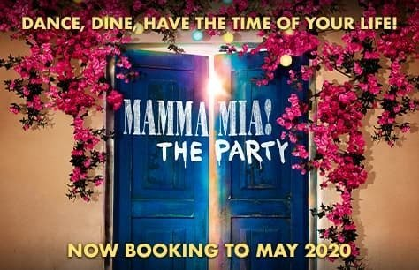 Mamma Mia! The Party Preview Image