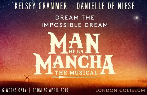 Man of La Mancha Preview Image