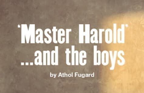 Master Harold and the boys Preview Image