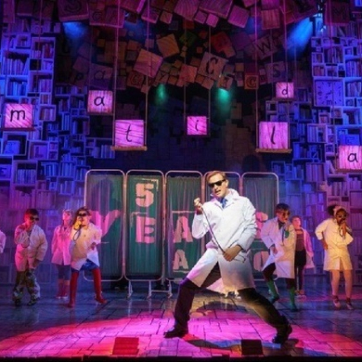 Matilda The Musical (London) Images