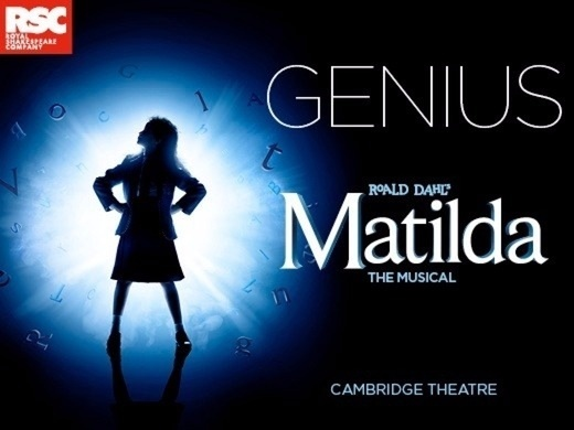 Matilda The Musical (London) Preview Image