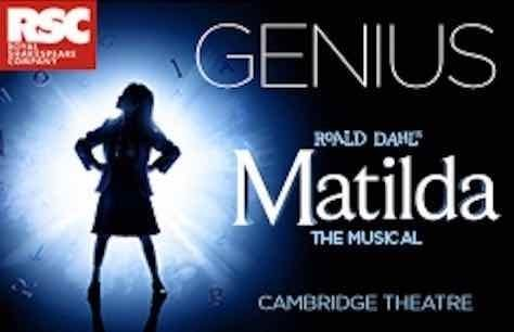 Matilda The Musical Preview Image