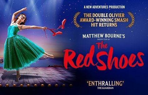 Matthew Bourne's The Red Shoes Preview Image