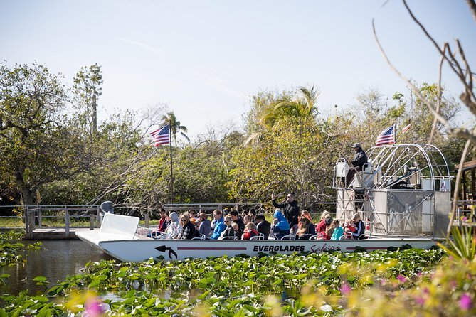 Miami Everglades Airboat Adventure with Biscayne Bay Cruise Preview Image