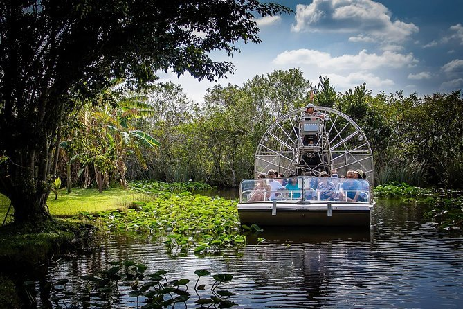 Miami Super Saver: Everglades Airboat Adventure and Miami City Tour Preview Image