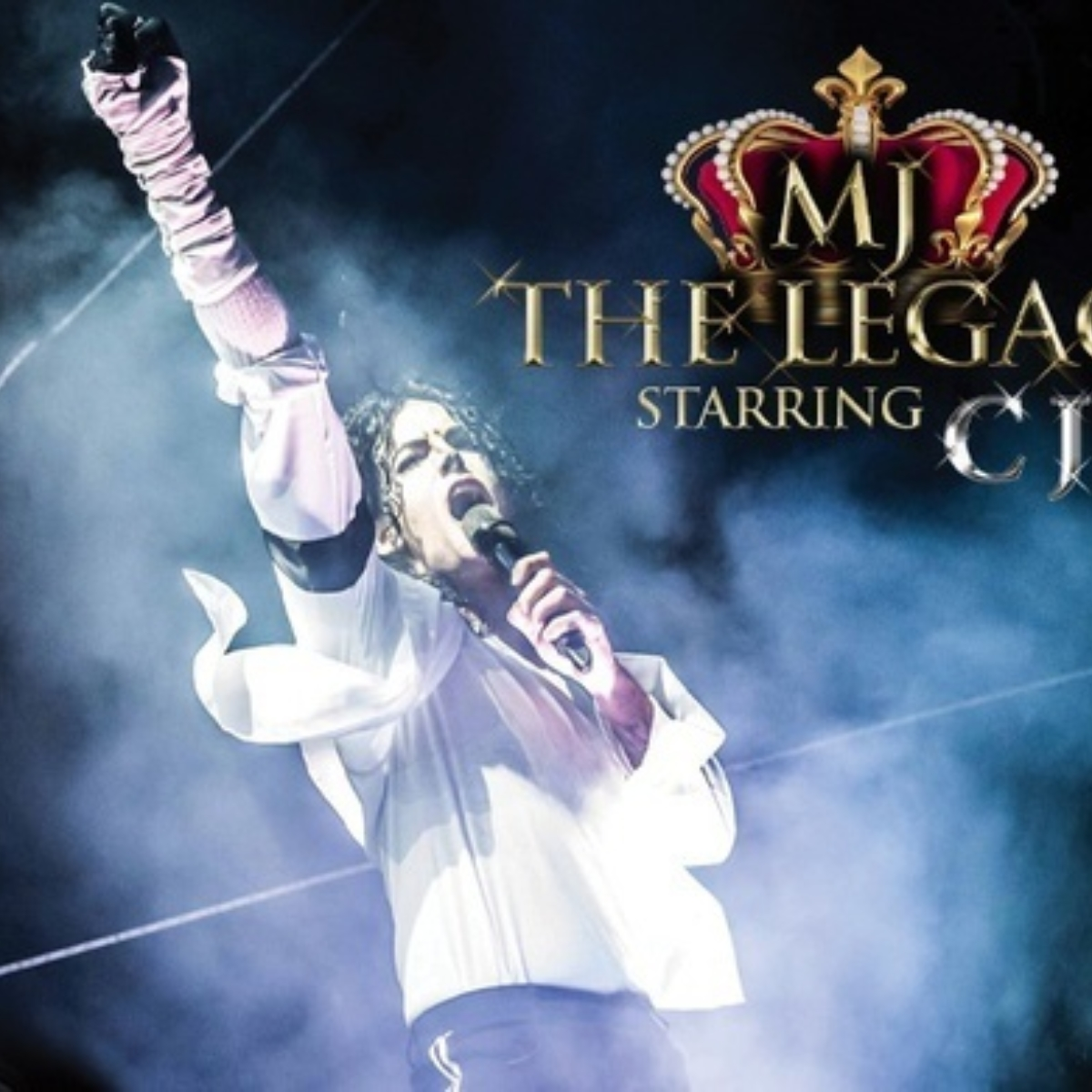Michael Jackson The Legacy - Starring CJ Images
