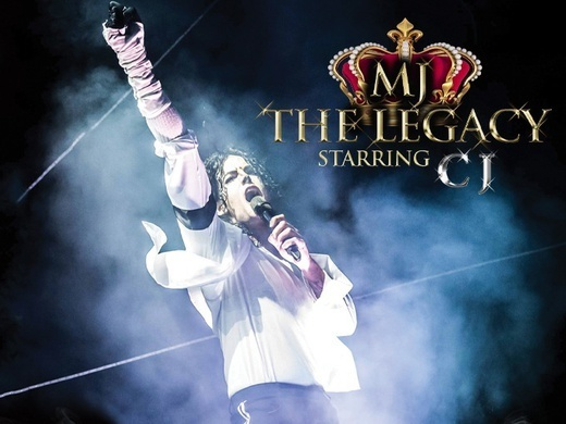 Michael Jackson The Legacy - Starring CJ Preview Image
